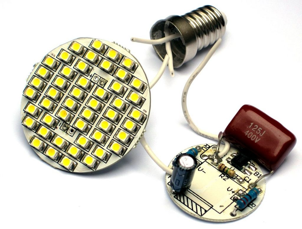 ampoule à led